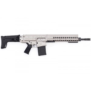"DRD Tactical LLC Paratus Gen-2 .308 Winchester/7.62 NATO 20-Round 16"" Semi-Automatic Rifle in Nickel Boron - P762NIB"