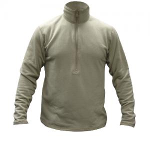 Tru Spec Gen-III ECWS Level-2 Men's Long Sleeve Shirt in Black - X-Large