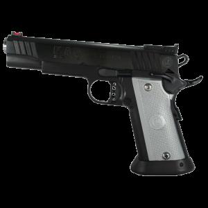 "Bersa MAC 3011 .45 ACP 14+1 5"" Pistol in Steel (SSD) - M30SD45B"