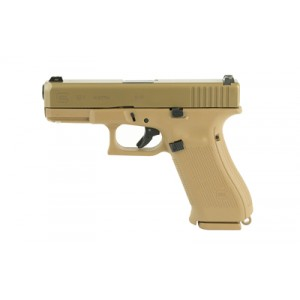 "Glock 19x 9mm 19+1 4.02"" Pistol in Coyote - PX1950703"