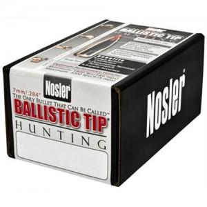 Nosler Spitzer Hunting Ballistic Tip 7MM Cal 150 Grain 50/Box 28150