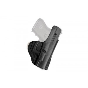 "Tagua Iph Inside The Pant Holster, Fits Springfield Xd 3"" 9mm/40s&w, Right Hand, Black Iph-640 - IPH-640"