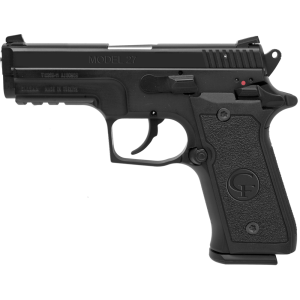 "Chiappa MC27 9mm 15+1 3.9"" Pistol in Carbon Steel (Tactical) - 440032"