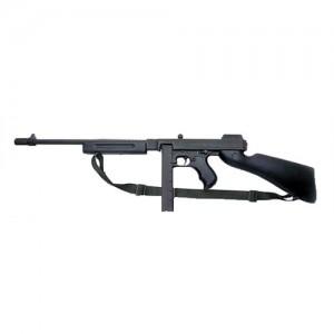 """Auto Ordinance 1927A1 Deluxe .45 ACP 30-Round 16.5"""" Semi-Automatic Rifle in Black - T1C"""