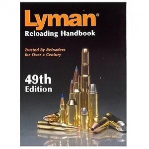 Lyman 49th Edition Reloading Handbook 9816052