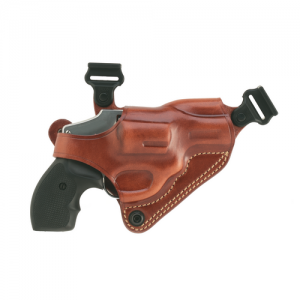 S1H SHOULDER HOLSTER COMPONENT Gun FIt: RUGER - SPEED SIX 2 3/4  Color: TAN Hand: Right Handed - 114
