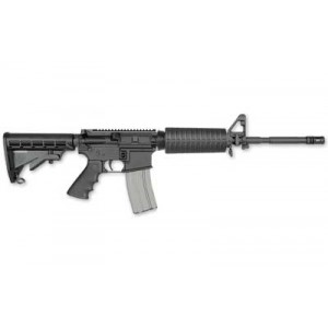 """Rock River Arms Entry Tac .223 Remington/5.56 NATO 30-Round 16"""" Semi-Automatic Rifle in Black - AR1252"""
