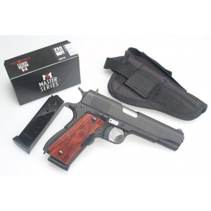 "American Tactical Imports 1911 Military.45 ACP 8+1 5"" 1911 in Blued Steel - ATIGFX45MILPLUS"