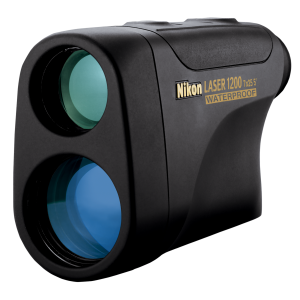 Nikon Monarch Gold 1200 7x Monocular Rangefinder in Black - 8358