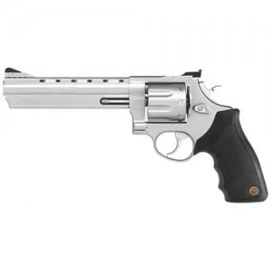 "Taurus 608 .357 Remington Magnum 8-Shot 6.5"" Revolver in Matte Stainless - 2608069"