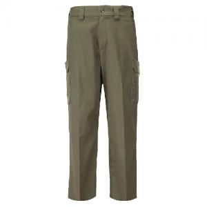 5.11 Tactical PDU Class B Men's Uniform Pants in Sheriff Green - 35 x Unhemmed