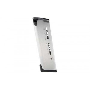Wilson Combat .45 ACP 8-Round Steel Magazine for Government/Commander 1911 - 500A-HD