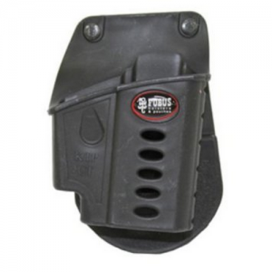 Fobus USA Paddle Holder Right-Hand Paddle Holster for Ruger LCP in Black - KT2GCT