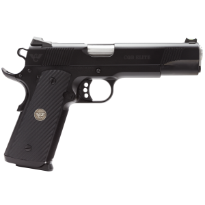 "Wilson Combat CQB .45 ACP 8+1 5"" Pistol in Carbon Steel (Elite) - CQBEFS45"