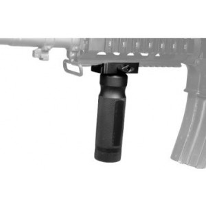 American Tactical Imports ATI Aluminum AR-15 Rail Mount Vertical Foregrip Black ATIPJTLG
