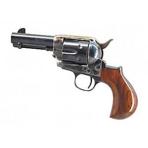 "Cimarron Thunderer .45 Long Colt 6-Shot 3.5"" Revolver in Color Case Hardened - CA346"