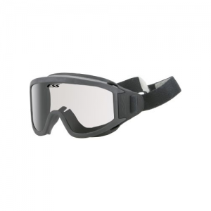Innerzone 3 - One-piece wrap-around strap w/Velcro helmet tabs, Clear lens