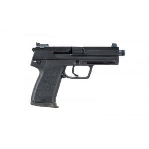 """Heckler & Koch (HK) USP9T 9mm 15+1 4.86"""" Pistol in Black - M709001T-A5"""