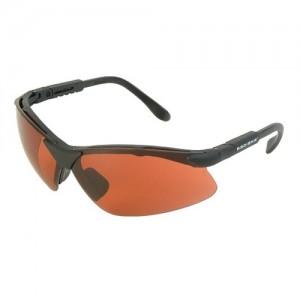 Radians Anti Fog Glasses w/5 Position Ratchet Temples RV0180CS