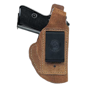 """Galco International Waistband Inside the Pants Right-Hand IWB Holster for Beretta 92, 96/Taurus 92, 99, 100, 101 in Tan (5"""") - WB202"""