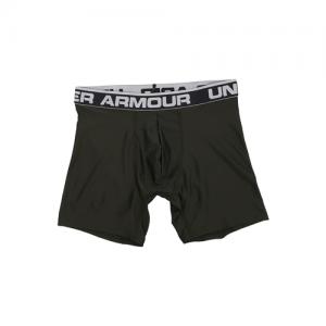 "Under Armour O-Series 6"" Men's Underwear in Artillery Green - Large"