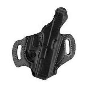268 Flatside Paddle XR17 Thumb Break Holster Color: Black Gun: Sig Sauer P320 Hand: Right - H268ABPRU-SS320