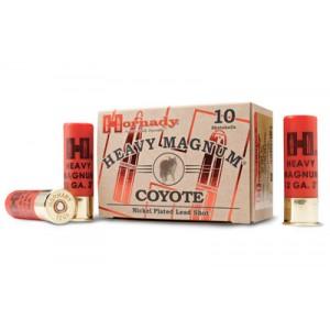 """Hornady Heavy Magnum .12 Gauge (3"""") 00 Buck Shot (10-Rounds) - 86224"""