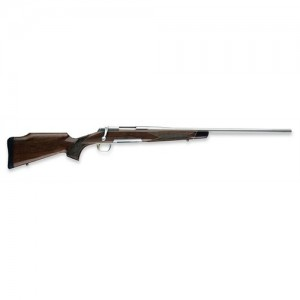 """Browning X-Bolt RMEF .325 Winchester Short Magnum 3-Round 23"""" Bolt Action Rifle in Stainless Steel - 35217277"""