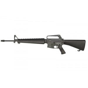 "Colt's Manufacturing Crm16a1, Semi-automatic Rifle, 223 Rem/556nato, 20"" Barrel, Matte Black Finish, Grey Furniture, 20rd Crm16a1"