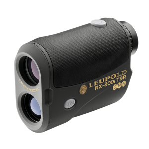Leupold & Stevens RX 800i 6x Monocular Rangefinder in Black/Gray - 115267