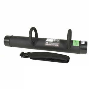 MonoShock - Battering Ram  MonoShock Black The flagship of the Dynamic Entry tool line Expert breacher's ram of choice Non-sparking and electrically non-conductive to 100,000 volts AC Semi-flex handle system absorbs most of the impact stress Unique design