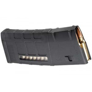 Magpul Industries Magazine, M3, 308 Win/762nato, 25rd, Fits Dpms/sr25/larue Obr, Black Finish Mag292-blk