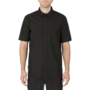 5.11 Tactical Stryke Men's Uniform Shirt in Black - Large