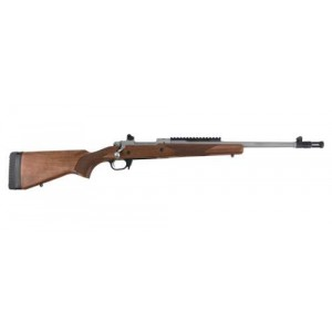 "Ruger Gunsite Scout .308 Winchester 10-Round 16.5"" Bolt Action Rifle in Matte Stainless - 6804"