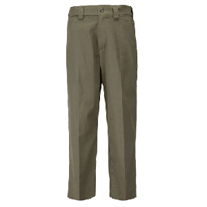 5.11 Tactical PDU Class A Men's Uniform Pants in Sheriff Green - 32 x Unhemmed