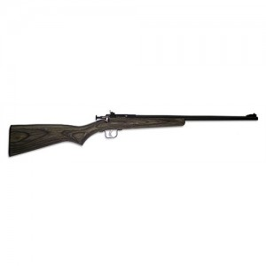 "Crickett Single Shot .22 Long Rifle 16.5"" Bolt Action Rifle in Blued - 244"