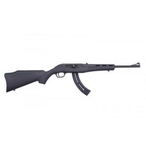 "Mossberg Blaze .22 Long Rifle 25-Round 16.5"" Semi-Automatic Rifle in Blued - 37314"