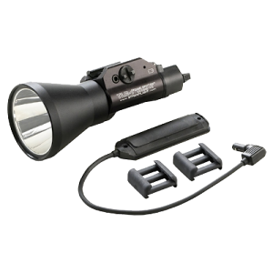 Streamlight 69228 TLR-1 Game Spotter with Remote 150 Lumens CR123A Lithium (2) Black