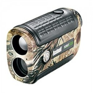 Bushnell Scout 1000 5x Monocular Rangefinder in Realtree All Purpose Camo - 201942