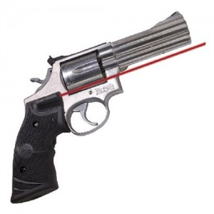 Crimson Trace HogHunter Lasergrip For Smith & Wesson N Frame Square Butt LG313