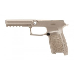 Sig Sauer Grip Module Assembly, Fits Sig P320f 9mm/40 S&w, Medium, Flat Dark Earth Grip-mod-f-943-m-fde