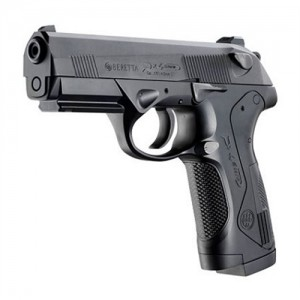 Umarex .177/BB Cal Beretta PX4 Pistol 16 Shot Repeater Black Finish 2253004