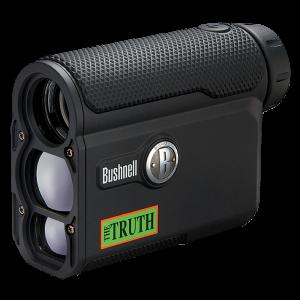 Bushnell The Truth 4x Monocular Rangefinder in Black - 202342