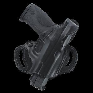 "Galco International Cop Slide Right-Hand Belt Holster for Beretta Px4 Storm in Black (4"") - CSL468B"