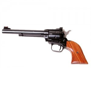 """Heritage Rough Rider Small Bore .22 Long Rifle 6-Shot 6.5"""" Revolver in Blued - RR22MB6AS"""
