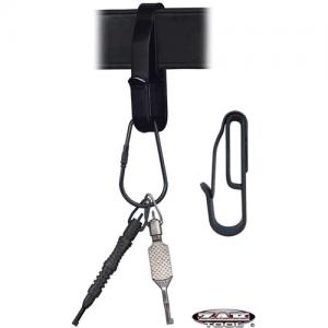 Zak Tool Key Ring holder in Black - ZAK-54