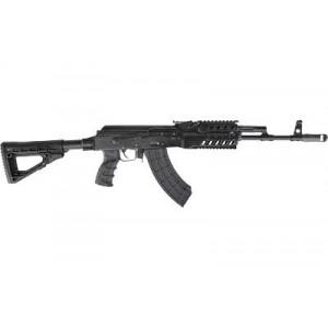 "Kalashnikov US132SS 7.62X39 30-Round 16.3"" Semi-Automatic Rifle in Black - US132SS"