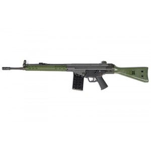 "PTR91 PTR-GI .308 Winchester/7.62 NATO 10-Round 18"" Semi-Automatic Rifle in Black - GI915301"