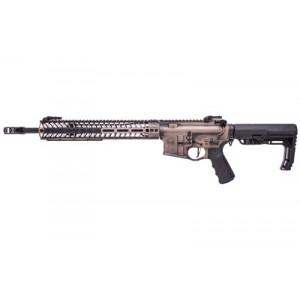 "Spike's Tactical Pipe Hitters Union, Joker Lower Receiver, Semi-automatic Rifle, 223 Rem/556nato, 16"" Cold Hammer Forged Barrel, Sandbox Finish, Minimalist Stock, 13.2"" Mlok Rail And R2 Brake, No Magazine, Limited Edition Phur5438-m3r"