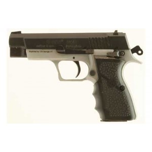 """Century Arms Arcus 9mm 13+1 4"""" Pistol in Duo-Tone - HG1015T-N"""